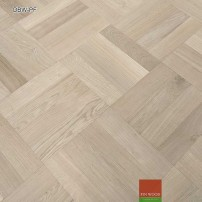 Diagonal Basket weave parquet fitting #CraftedForLife
