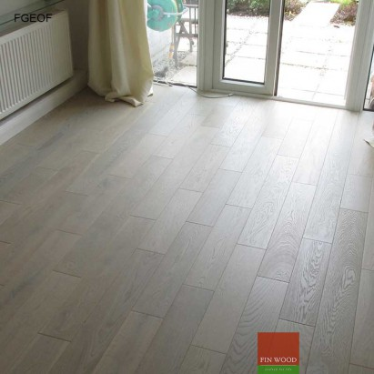 Grey oak engineered flooring London