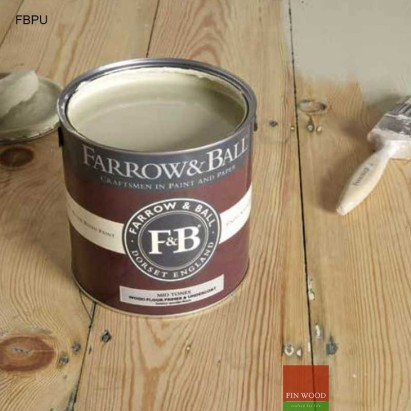Wood Floor Primer & Undercoat Farrow & Ball #CraftedForLife