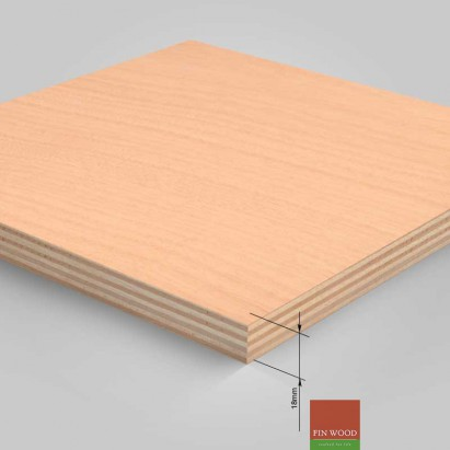 Plywood 1220 x 2440 x 18mm