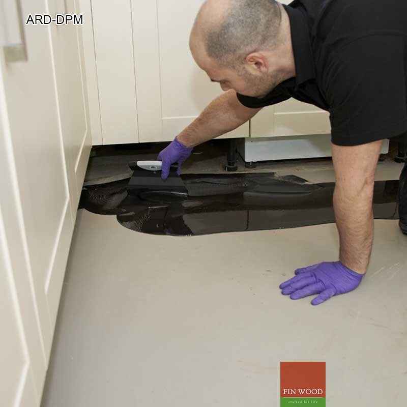 Ardex Dpm 1 C R Rapid Drying Damp Proof Membrane