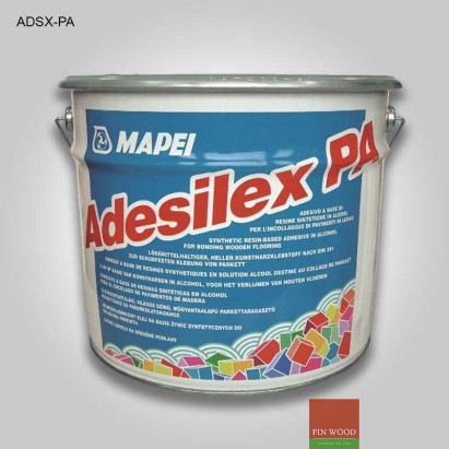 Adesilex PA Synthetic resin-based adhesive for wooden floor #CraftedForLife