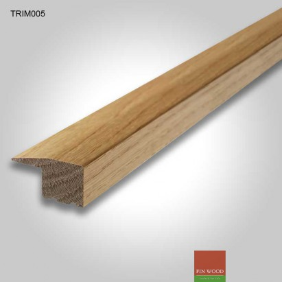 Edge trim - solid Oak 2000mm #CraftedForLife
