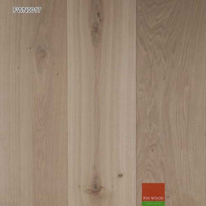 Oak Natural Unsealed 240 x 20 mm #CraftedForLife