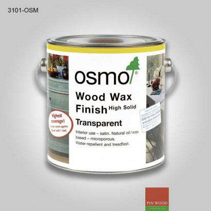 Osmo Wood Wax Finish #CraftedForLife