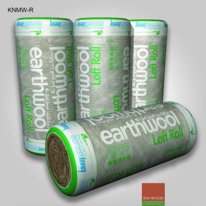 Knauf Earthwool Acoustic - Undefloor Mineral Wool roll #CraftedForLife
