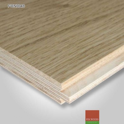 Engineered Oak Premier Unsealed 160 x 15 mm #CraftedForLife