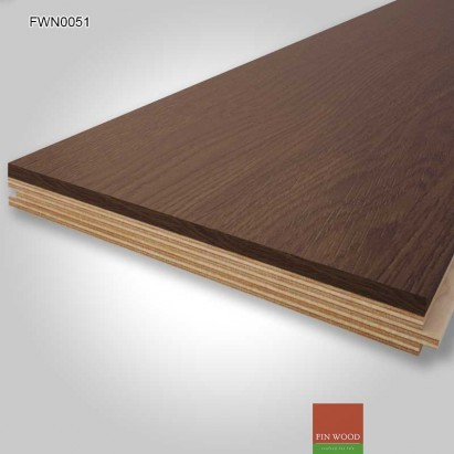Engineered Walnut Premier Oiled 135 x 20mm #CraftedForLife