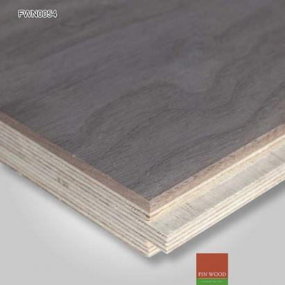Engineered Walnut Parquet Premier Unsealed 280 x 70 mm