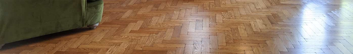 Parquet installation London