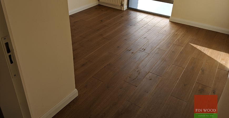 Everything you need to know about a Bevel Edge on Wood Flooring