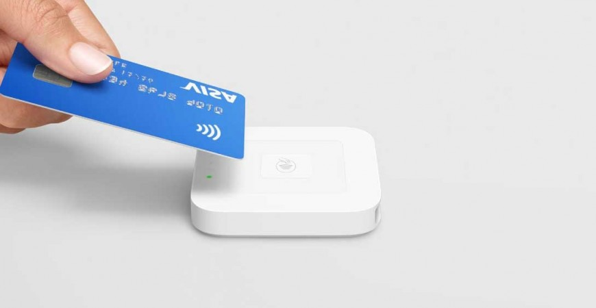 Fin Wood signs up with Square