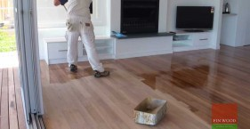 Wooden Floor Maintenance - Lacquer Finished Floors