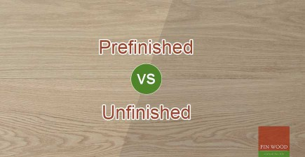 Prefinished Hardwood Flooring vs Unfinished