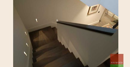 Wide Engineered Boards installation in W11 Holland Park