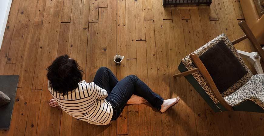 Underfloor Thermal Insulation Of Suspended Timber Floors #CraftedForLife