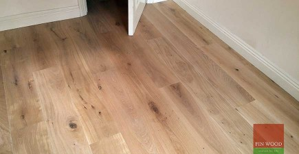Fitting Engineered Oak Grey White  #CraftedForLife