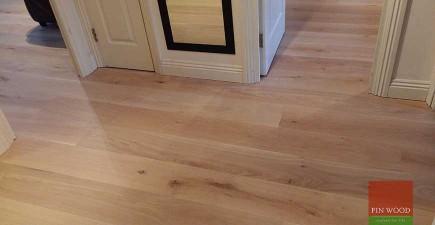 Fitting Engineered Oak Grey White  #CraftedForLife