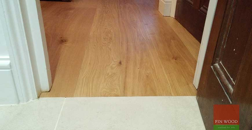 Fitting Engineered Oak Natural #CraftedForLife