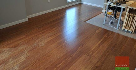 Bamboo Flooring in Canada Water, London #CraftedForLife
