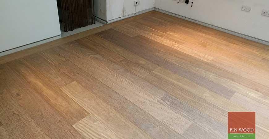 Exotic Wooden Floors Showroom in Notting Hill, London #CraftedForLife