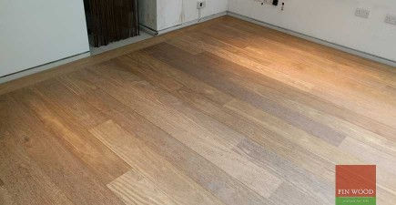 Exotic Wooden Floors Showroom in Notting Hill, London #CraftedForLife
