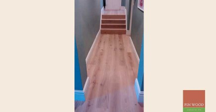 Engineered Oak Flooring in Camberwell, London