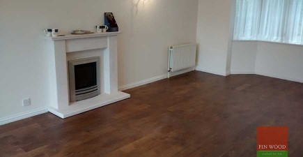 Solid Oak Flooring in Woodford Green, London #CraftedForLife