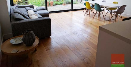 Oak Floor Professional Deep Cleaning in SE21 Dulwich, London #CraftedForLife