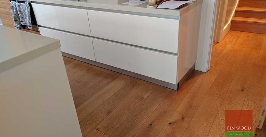 Oak Floor Professional Deep Cleaning in SE21 Dulwich, London