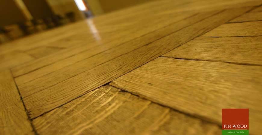 Does your home environment support your wooden floor? #CraftedForLife