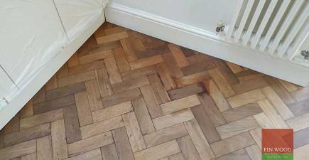 Floor sanding Balham #CraftedForLife