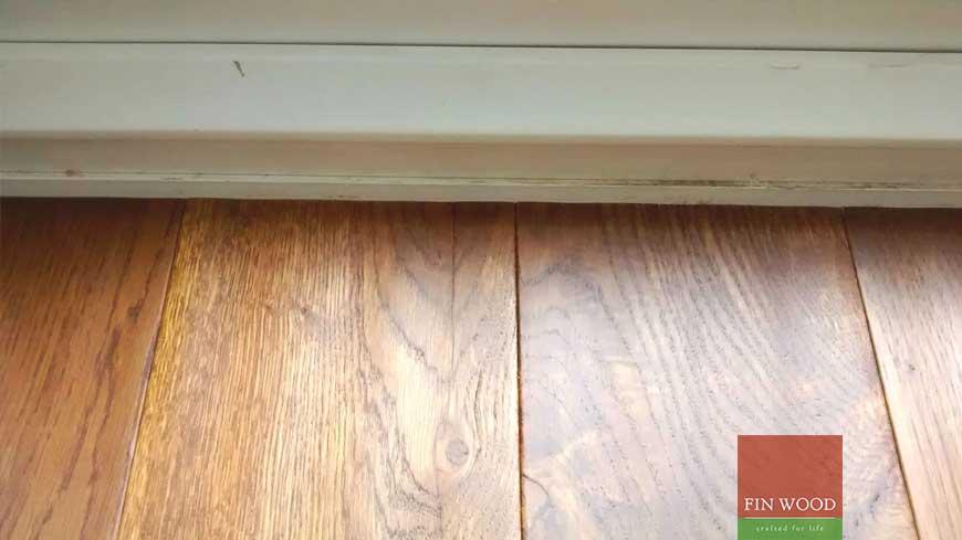 Precision finishing in wooden flooring craftmanship 0