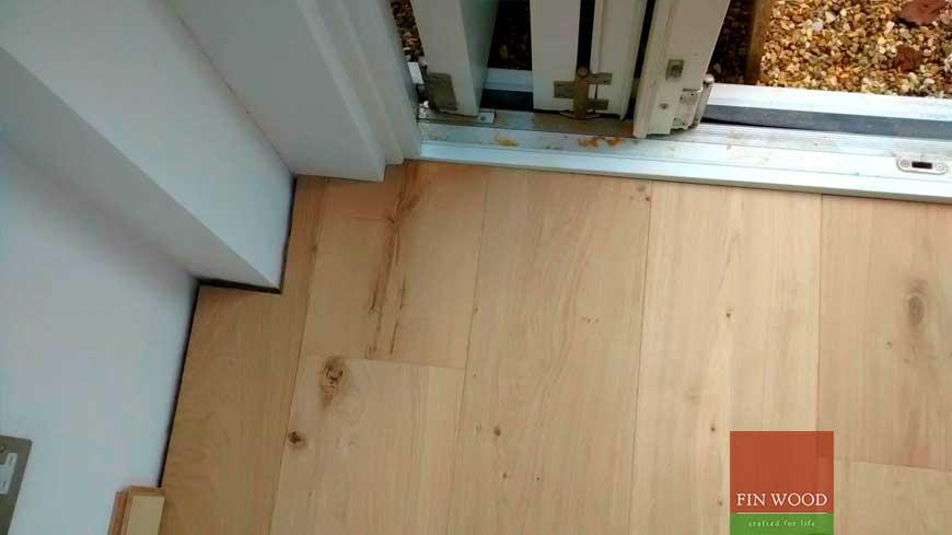 Precision finishing in wooden flooring craftmanship 8