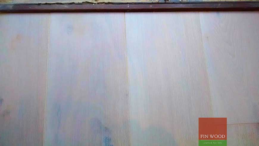 Precision finishing in wooden flooring craftmanship 13
