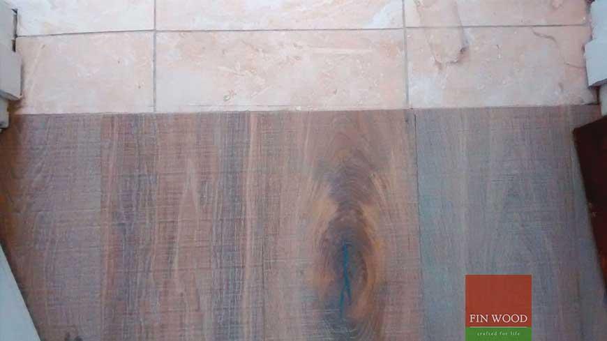 Precision finishing in wooden flooring craftmanship 18